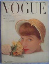Vogue Magazine - 1950 - April